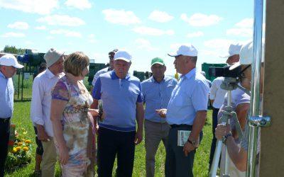 «День поля в Татарстане — 2018» 28 – 29 июня 2018 года, Республика Татарстан