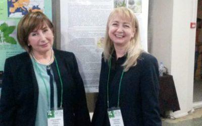 Участие во Всероссийской научно-практической конференции с международным участием «Современные подходы и методы в защите растений» в Екатеринбурге, 12-14 ноября 2018г.