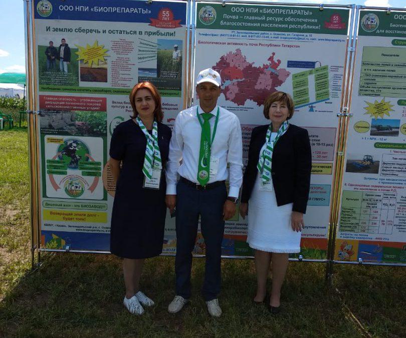 Выставка «День поля в Татарстане – 2019»